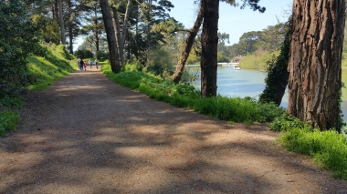 Stow Lake in GGP, SF 2017-03-30 013